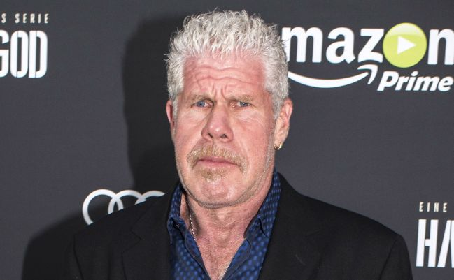 Ron Perlman Gets Sorted Into Fantastic Beasts and Where to Find Them