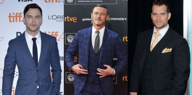 Nicholas Hoult, Luke Evans, and Henry Cavill Join War Film Sand Castle