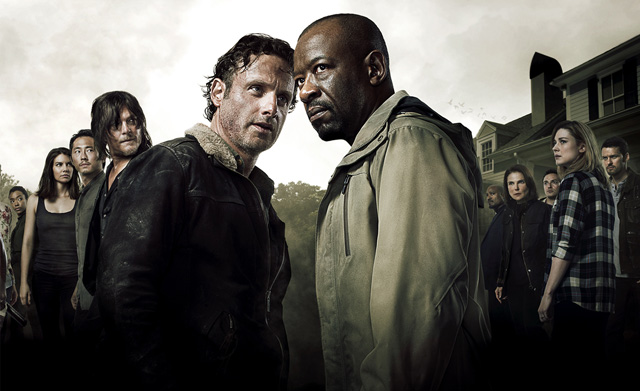 The Walking Dead Cast and Crew on the Second Half of Season 6.