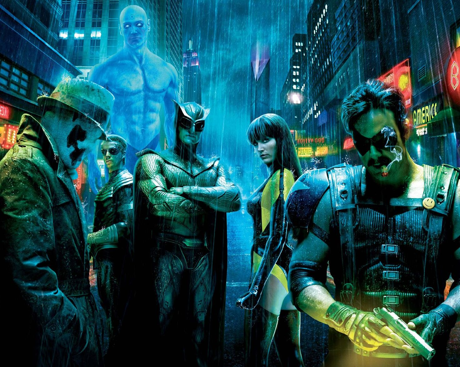 There's a very ambitious adaptation on this Zack Snyder movies list.