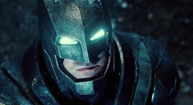 Ben Affleck says that a 'massive' big screen DC Universe is being planned.