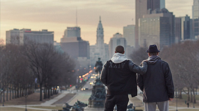 Check out more than 40 new Creed stills.