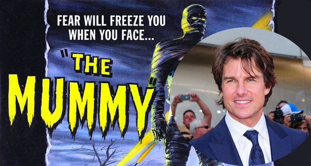 Tom Cruise may be the first to join the Mummy cast.