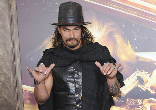 Jason Momoa to Headline Discovery's New Frontier Series.