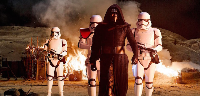 It looks like new Star Wars footage will be arriving on Thursday!