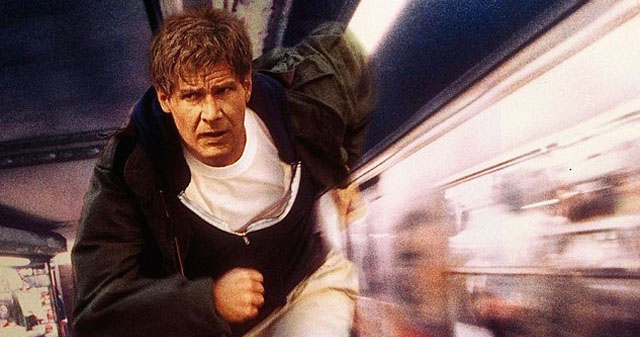 One of the most successful Harrison Ford movies is The Fugitive.