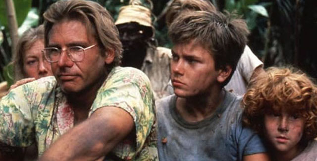 Another of the greatest Harrison Ford movies is The Mosquito Coast.