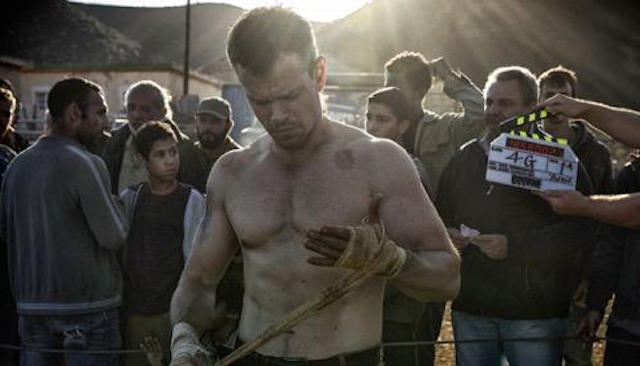 Things Get Physical in New Photos from the Bourne 5 Set
