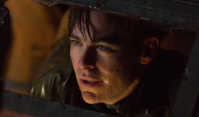 Interview: Chris Pine on the Greatest Generation and The Finest Hours.