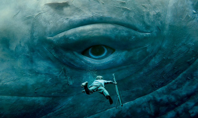 In the Heart of the Sea Set Visit: At the Edge of an Unknown World Filled with Unimaginable Dangers.