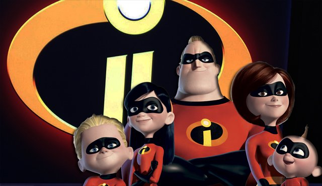 The Incredibles 2 Release Date Moved Up One Year.