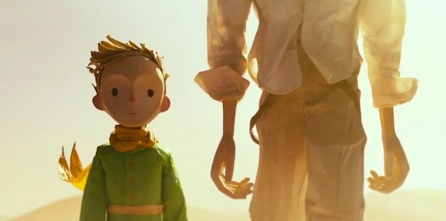 Check out the domestic The Little Prince trailer!
