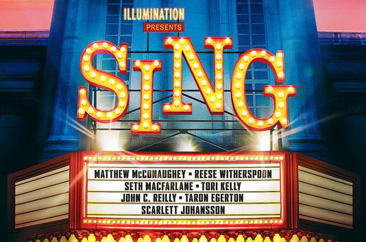Universal to Release Illumination's Sing in December 2016.