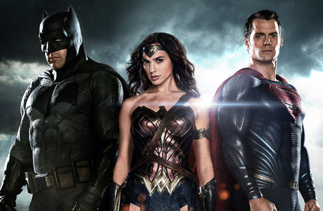 Batman v Superman: Dawn of Justice Character Posters Debut!