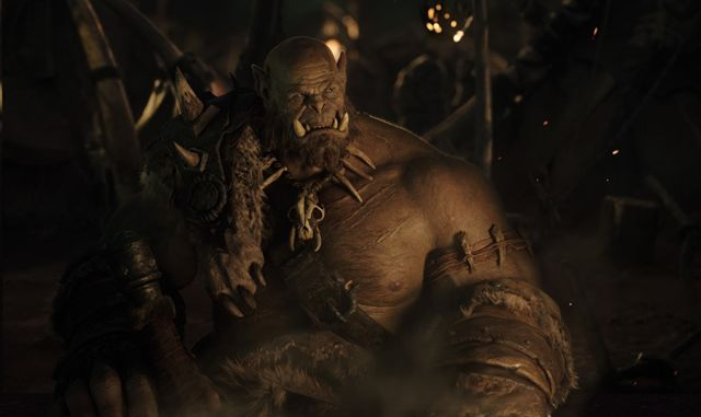Warcraft Merchandise Revealed, Including a 1/6 Scale Orgrim Statue!