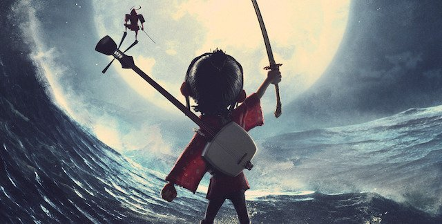 Watch the Kubo and the Two Strings trailer!