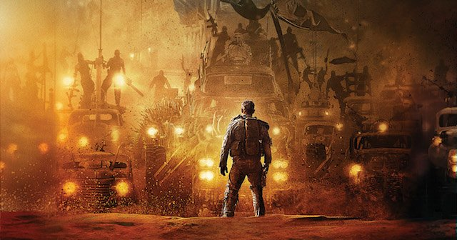The National Board of Review Names Mad Max: Fury Road Best Movie.