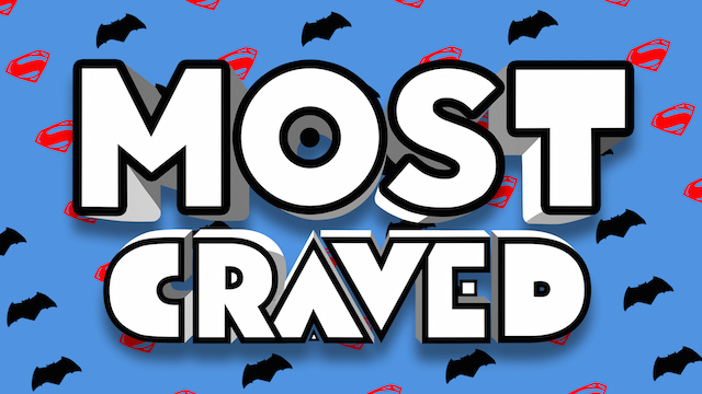 Most Craved is dedicating an exploring the DC Multiverse. We're sharing our reactions to the Batman v Superman trailer and discussing the TV continuity.