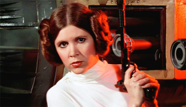 Princess Leia isn't the only character Carrie Fisher is known for! Check out the ten best Carrie Fisher movies.