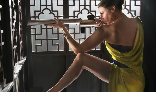 Rebecca Ferguson to Return for Mission: Impossible 6.