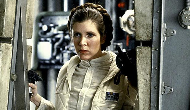 The Empire Strikes Back is another one of the best Carrie Fisher movies.