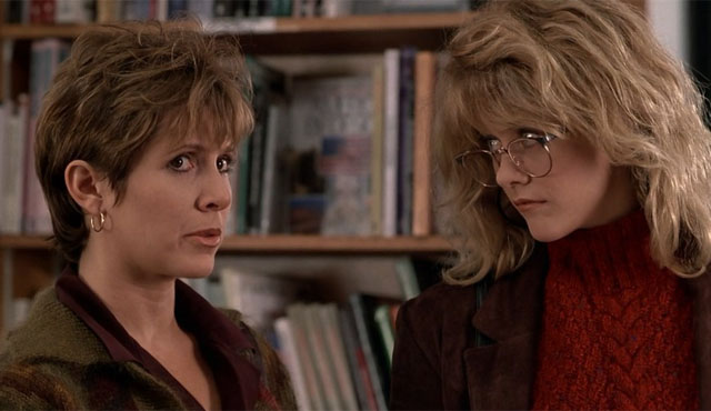 When Harry Met Sally also belongs on the list of fantastic Carrie Fisher movies.