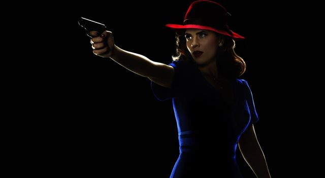 Journey to The Edge of Mystery in New Marvel's Agent Carter Photos.