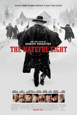 The Hateful Eight Review.