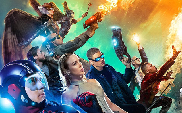 Legends of Tomorrow Teaser: More Footage from the January Premiere.