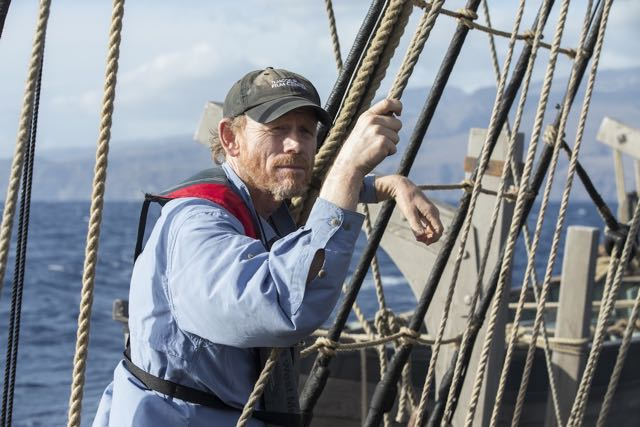 CS Interview: Filmmaker Ron Howard on In the Heart of the Sea.