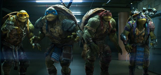 First Footage from Teenage Mutant Ninja Turtles: Out of the Shadows!