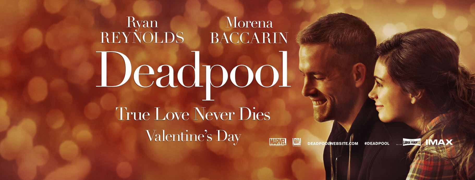 Deadpool Banner Takes Film S Marketing In New Direction