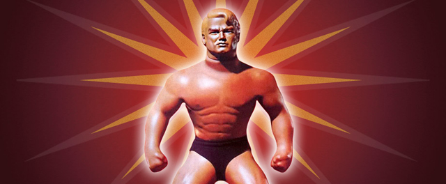 Stretch Armstrong is Coming to Netflix in 2017.