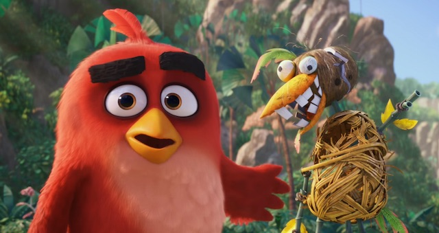 Watch the new Angry Birds movie trailer!