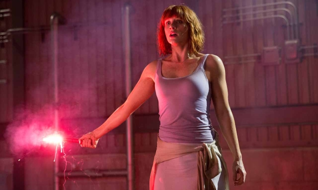 Bryce Dallas Howard Teases Her Character's Return in Jurassic World Sequel.