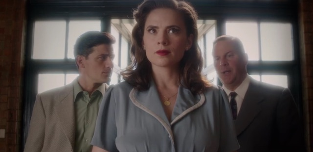 Peggy Carter is back in action in a new Agent Carter season 2 clip.