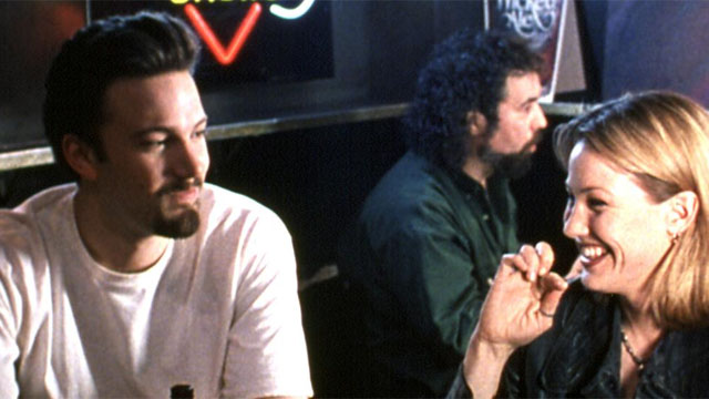 Chasing Amy is another one of the early Ben Affleck movies.