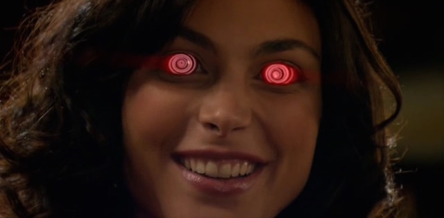 """Morena Baccarin's turn as """"Crazy Eyes"""" on How I Met Your Mother marks another important entry on this Morena Baccarin movies and TV list."""