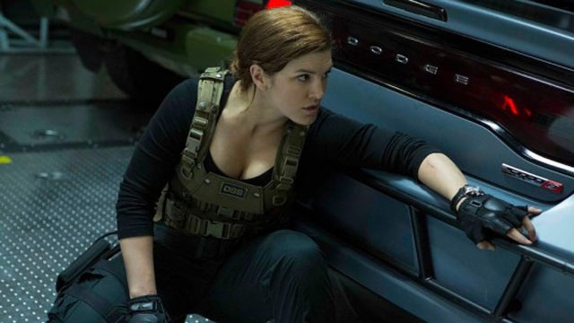The Gina Carano movies list includes her role in Fast and Furious 6.