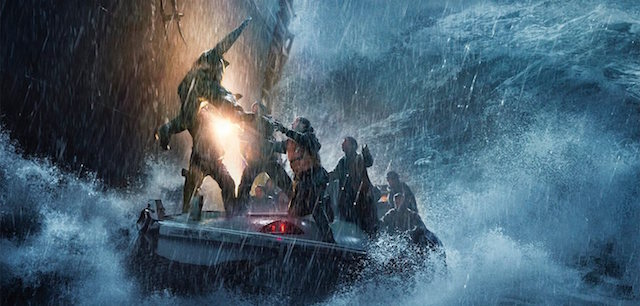 CS sits down with The Finest Hours cast.