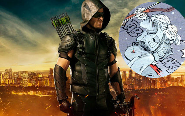 Stephen Amell to Appear on DC's Legends of Tomorrow as Old Man Oliver