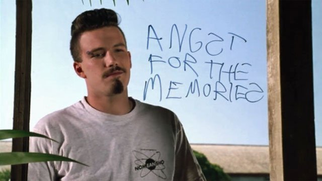 Glory Daze is an early one on our Ben Affleck movies list.
