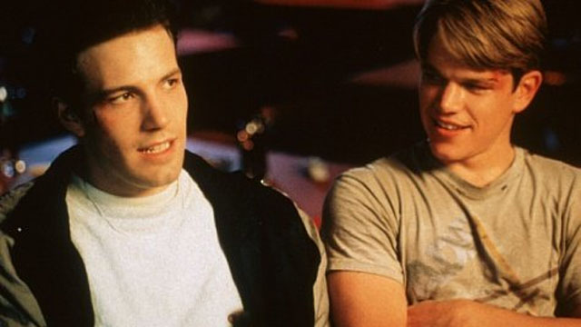 Good Will Hunting is a major turning point on the list of Ben Affleck movies.