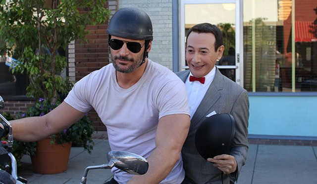 Pee-wee's Big Holiday and AMC's Preacher to Premiere at SXSW.