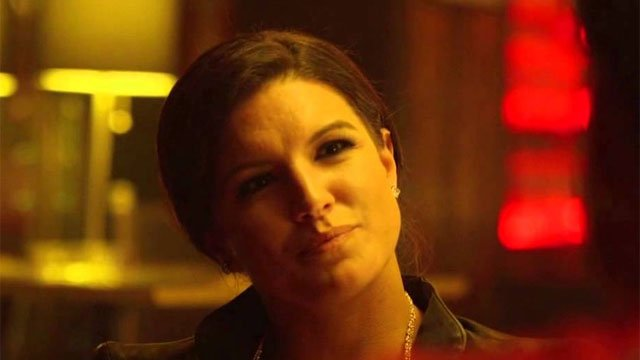 The slate of upcoming Gina Carano movies includes the action sequel Kickboxer Vengeance.