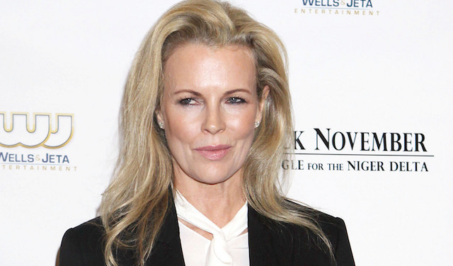 Kim Basinger has joined the Fifty Shades Darker cast.