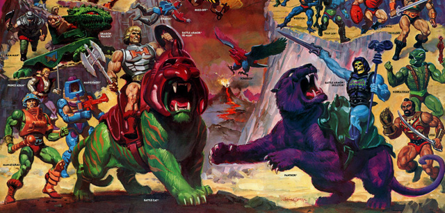 McG in Talks to Direct Masters of the Universe Reboot.