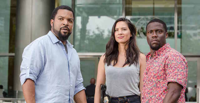 CS sits down with the Ride Along 2 cast in Miami.