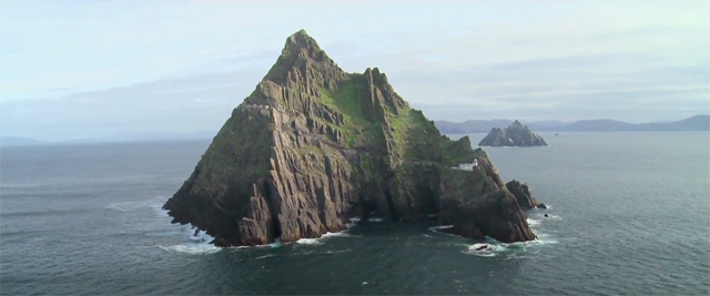 The Force Awakens Irish Shooting Location Explored in New Featurette.