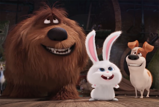 New Secret Life of Pets Trailer Features Kevin Hart's Snowball.